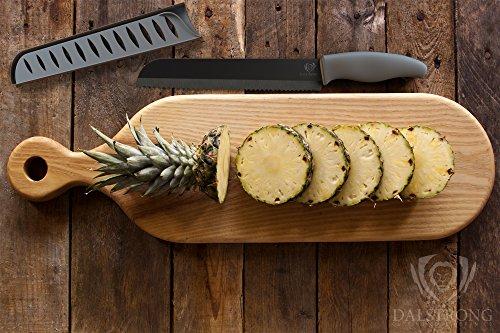 DALSTRONG Bread Knife - Barracuda Blade - Serrated Ceramic - 8'