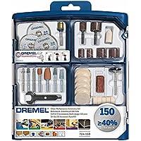 Dremel SC724 Kit de 150 Accesorios Variados