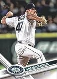 2017 Update Series #US149 James Pazos Seattle Mariners Baseball Card