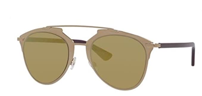 d114afbf0c Image Unavailable. Image not available for. Colour  New Christian Dior  REFLECTED YC2 K1 Gold Plum Sunglasses