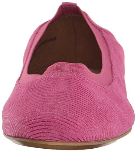 Aerosoles Fable Flat Women's Suede Dk Ballet Pink 11xB7qCrw