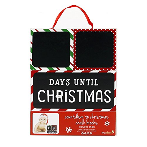 Tiny Ideas Countdown to Christmas Photo Sharing Chalkboar...