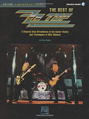 zz top songbook - 3