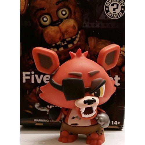 Funko Mystery Mini - Five Nights at Freddy's - Pirate Foxy