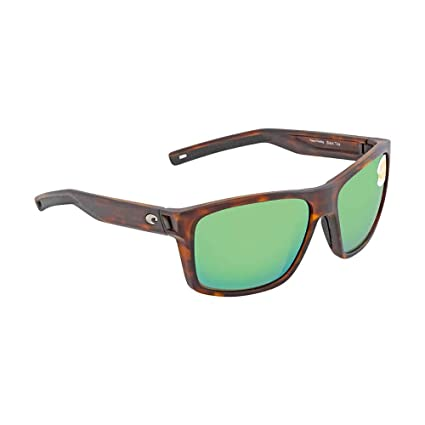 a98be5c4fe073 Image Unavailable. Image not available for. Color  Costa Del Mar Costa Del  Mar SLT191OGMP Slack Tide Green Mirror 580P Matte Tortoise ...