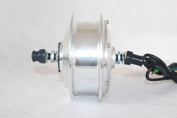 Amazon.com: L-faster 24 V 36 V 48 V 250 W motor de bicicleta ...