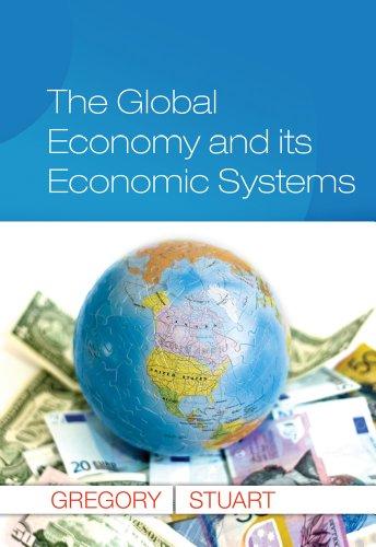The Global Economy and Its Economic Systems (Upper Level Economics - Level Economy