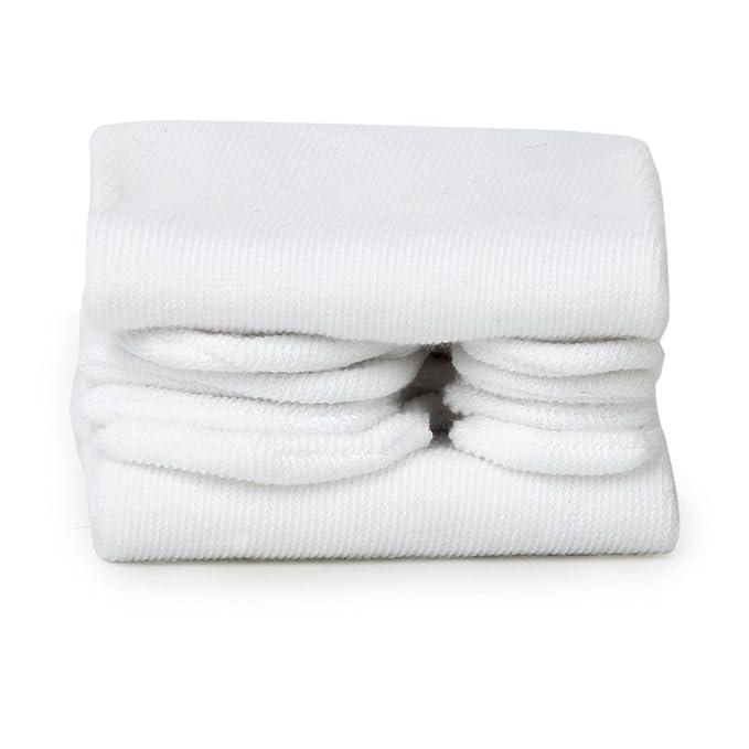 SODIAL(R) Calcetines Blancos Unisexos Calcetin japones para Kimono Zuecos Chanclas Calcetin de algodon de dedo pulgar separado: Amazon.es: Ropa y accesorios