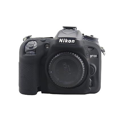 HellPower Nikon D7200/ D7100 - Carcasa para cámara de Fotos Nikon ...