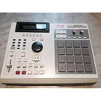 Akai Professional MPC2000XL MIDI Production Center Drum Machine Sampler