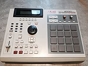 Akai Professional MPC2000XL MIDI Production Center Drum Machine Sampler