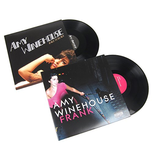 Price comparison product image Amy Winehouse: Vinyl LP Album Pack (Frank,  Back In Black)