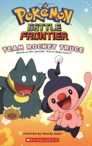 Team Rocket Truce (Pokemon: Battle Frontier #1) ()
