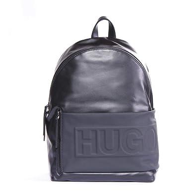 285cc97671 Amazon.com: Hugo Boss Hero_Backpack 100% Cow skin Fashion Bags Bags Men:  Shoes