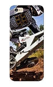 17465484800 Runandjump Bike Race Durable Iphone 6 Plus Tpu Flexible Soft Case With Design
