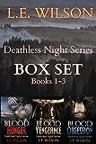 Bargain eBook - Deathless Night Series Box Set Books 1 3