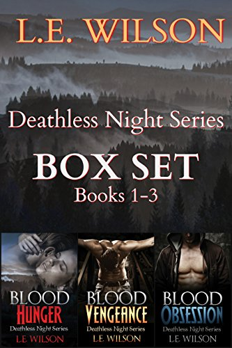 Deathless Night Series Box Set Books 1-3 cover