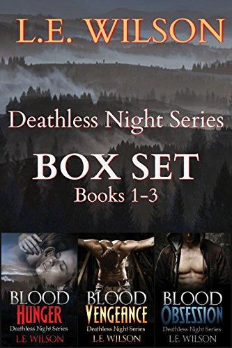 Deathless Night Series Box Set Books 1-3 cover