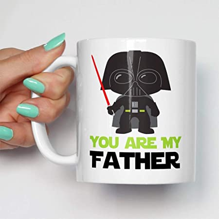 You Are My Father Mug Star Wars Fathers Day Dad Christmas Darth Vader Birthday Gift For