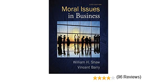 Amazon moral issues in business ebook william h shaw vincent amazon moral issues in business ebook william h shaw vincent barry kindle store fandeluxe Gallery