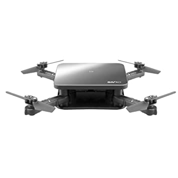 SXPC Dron Remoto Plegable de Cuatro Ejes Bolsillo para avión Mini ...