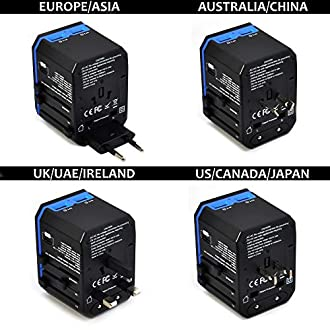 Travel Plug Adapter Image