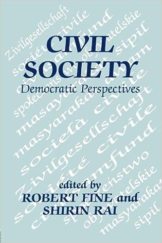 Civil Society in Democratization (Democratization Studies)