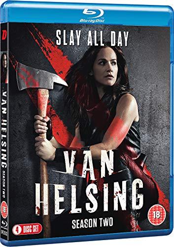 New season of van helsing