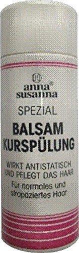 Anna Susanna Spezial Balsam Kurspülung wirkt antistatisch für strapaziertes Haar 200ml