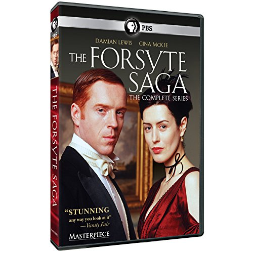 DVD : The Forsyte Saga: The Complete Series (4 Disc)