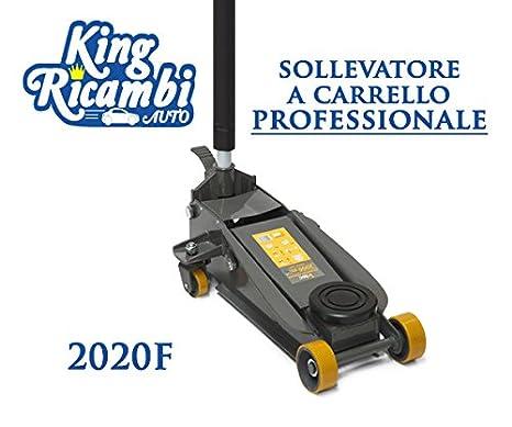 Gato Elevador de motor con ruedas Intec 2020F profesional 2 t ...