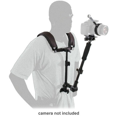 dlc V9 Comporta II Hands-Free Body Support Harness for DSLR Cameras and Camcorders by DLC
