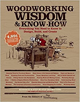 >BETTER> Woodworking Wisdom & Know-How: Everything You Need To Know To Design, Build, And Create. official enero leading lista first Valle Einmal crops 51XS-r5u5SL._SX258_BO1,204,203,200_