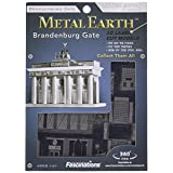 Fascinations Metal Earth Brandenburg Gate 3D Metal Model Kit