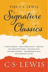 The C. S. Lewis Signature Classics: An Anthology of 8 C. S. Lewis Titles: Mere Christianity, The Screwtape Letters, Miracles, The Great Divorce, The ... The Abolition of Man, and The Four Loves Paperback