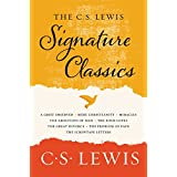 The C. S. Lewis Signature Classics: An Anthology of 8 C. S. Lewis Titles: Mere Christianity, The Screwtape Letters, Miracles,