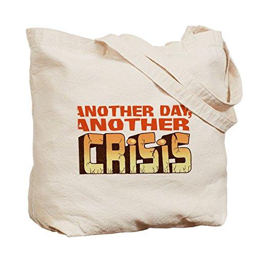 CafePress–Krise–Leinwand Natur Tasche, Reinigungstuch Einkaufstasche Tote S khaki
