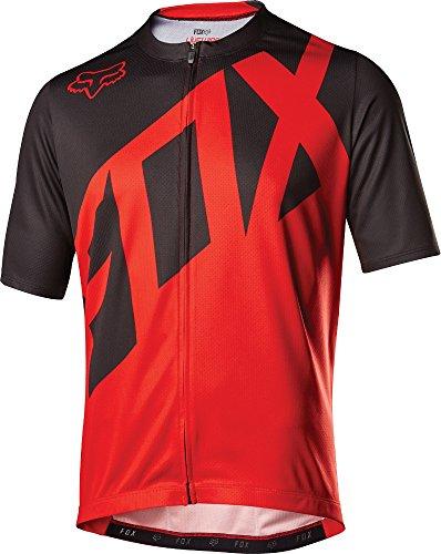 Fox Racing Livewire Jersey - Short Sleeve - Men's Red, L ()