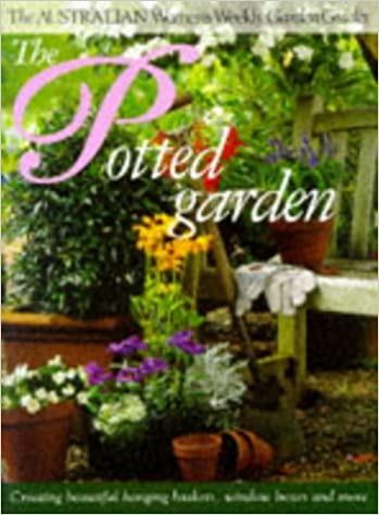 Book The Potted Garden ('Australian Women's Weekly' Home Library)