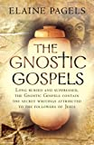 Front cover for the book The Gnostic Gospels by Elaine Pagels