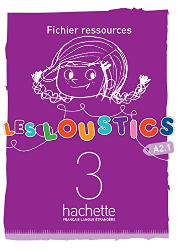 Les Loustics 3 - Fichier Ressources (French Edition)
