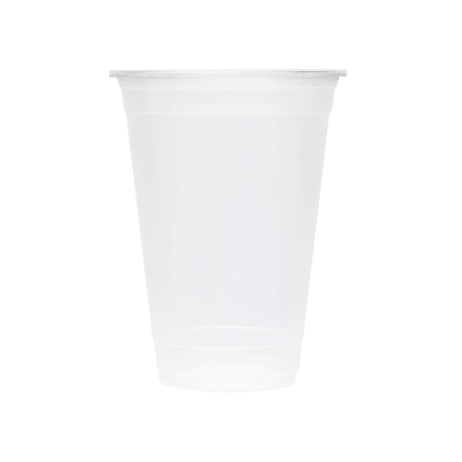 Karat C1011 16 oz 500 cc Translucent PP Modern Cups (Case of 2000)
