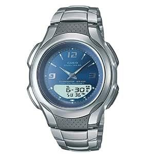 Casio Men's AWS90D-2AV Ani-Digi Solar Watch