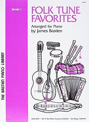 wp47 folk tune favorites level 1