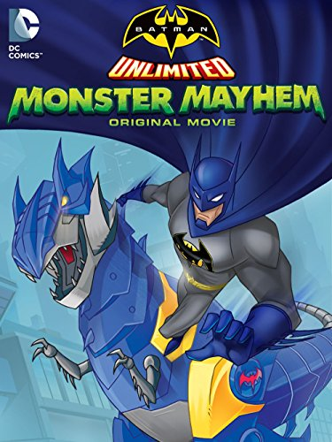 Batman Unlimited: Monster Mayhem -
