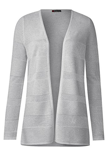 gilets cardigans street one 252652 gris