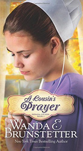 book cover of A Cousin\'s Prayer
