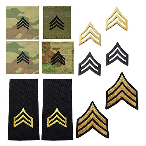 (US Army Sergeant Rank Bundle (MALE))