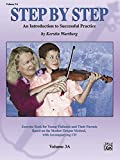 Step by Step 3A -- An Introduction to Successful Practice for Violin: Book & CD