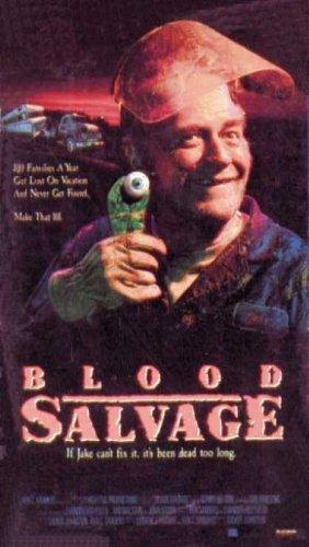 - Blood Salvage [VHS]